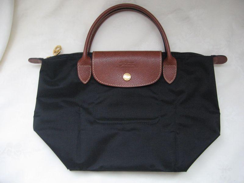 Sac Longchamp Noir Le Pliage : Sacs longchamp gamme pliage taille s ? mes objets ? vendre